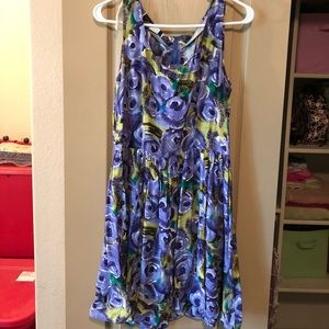 Dresses & Skirts - Floral Print Tank Sundress